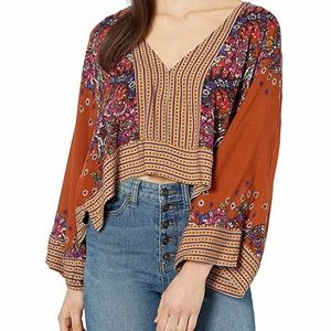 Free People Mix n Match Top